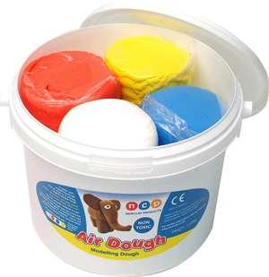 Air Dough 1.25 kg Tub (4-color)